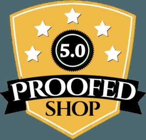 Proofed-Shop Zertifikat
