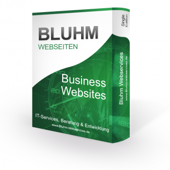 All In Professionelle Webseite Bluhm Webservices